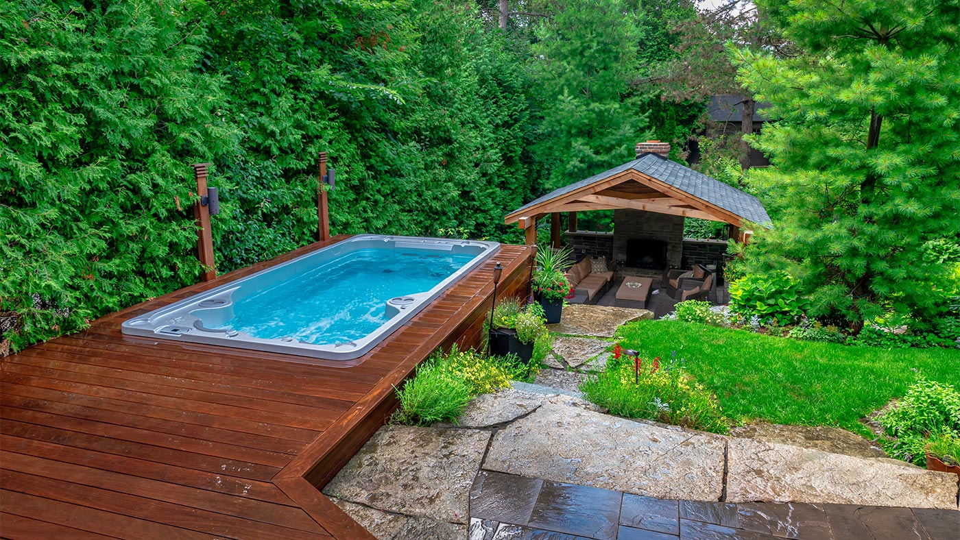Hydropool Vs Endless Pools Which One Is Better Orleans Hot Tubs Pools